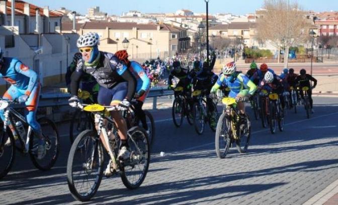 La Roda se prepara para acoger el próximo fin de semana la X Ruta BTT