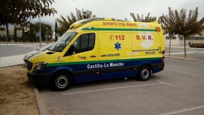 Muere un motorista de 47 años por una caída en Villarrobledo (Albacete)