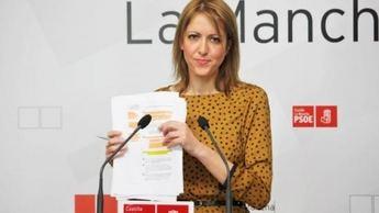 Cristina Maestre  destaca que la región es la que más ha recortado en lucha contra la violencia machista