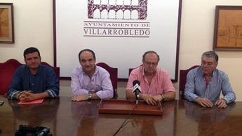Jiménez Fortes, Emilio Huertas y la rejoneadora Lea Vicens estarán en la corrida de toros de la Feria de Villarrobledo