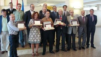 El subdelegado del Gobierno en Albacete preside los actos organizados con motivo del Día de La Merced, patrona de Instituciones Penitenciarias