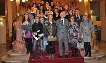 Entregados los diplomas del curso de restauración a una veintena de jóvenes de Albacete