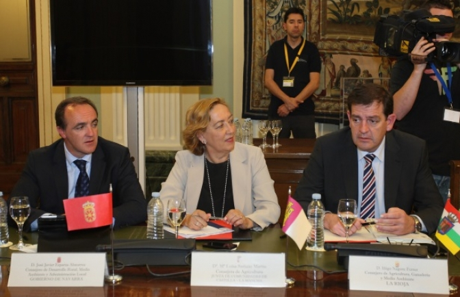 Soriano reclama la creación de un fondo europeo para el desarrollo de productos fitosanitarios