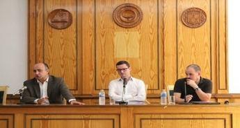Presentación pública del partido político 'Iniciativa por Albacete'