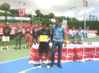 El joven albaceteño Carlos Sánchez Jover cayó en la final del Campeonato de España infantil