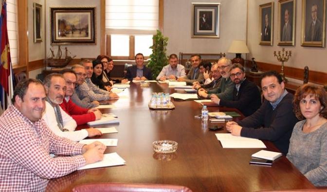 La mesa de desarrollo rural, impulsada por la Diputación de Albacete, ya es una realidad