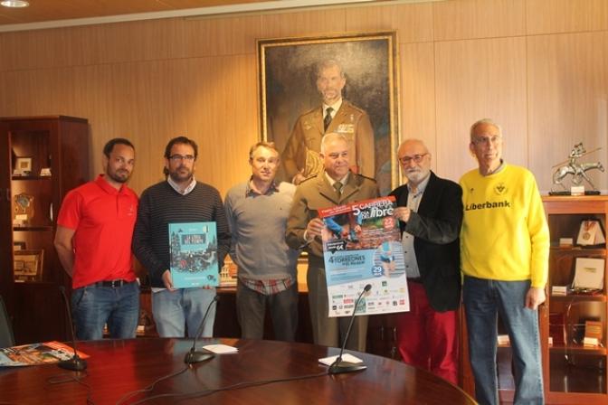 Presentadas la IV Carrera Subida y Bajada a los Torreones del Alcázar y la V Carrera del Libro