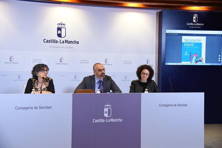 Castilla-La Mancha ya dispone del nuevo calendario de vacunación infantil