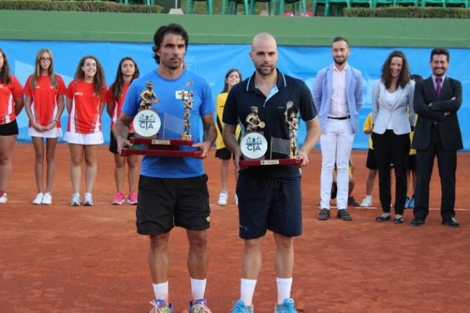 Quino Muñoz gana su primer 'Ciudad de Albacete' en su novena participación al superar en la final a Agustín Boje