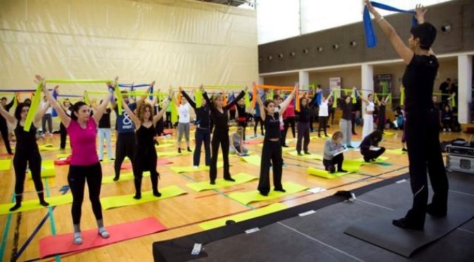 Los próximos 14 y 15 de octubre visitará nuestra ciudad una de las referentes internacionales del Método Pilates,  Elena Bartley