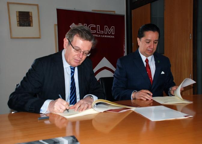 La Universidad regional afianza sus relaciones académicas con México