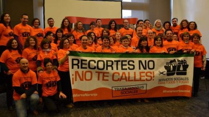 Podemos Albacete critica al partido Ciudadanos por autoproclamarse ahora la Marea Naranja