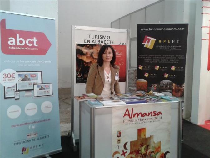 La provincia de Albacete presenta su oferta turística en el Salón Internacional de Turismo en Cataluña