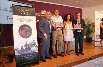 La D.O.P. Azafrán de La Mancha, Cervezas Artesanas Quijota y la I.G.P. Vinos Tierra de Castilla participan en las catas comentadas de Diputación