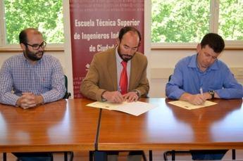 Industriales de Ciudad Real y Royal Academy suscriben un convenio de formación en lengua inglesa y alemana