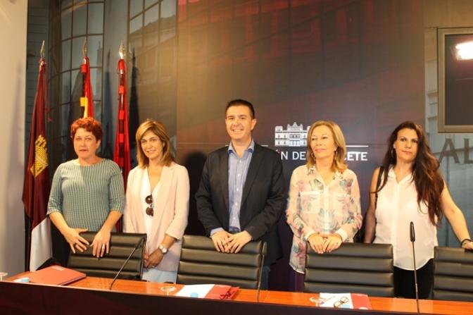 Nuevo convenio colectivo del consorcio provincial de Albacete de servicios sociales