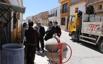Núñez destaca la inversión de 2,3 millones de euros en el Programa Dipualba Empleo 2014, con más de 1.200 contratos