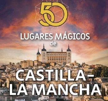 Este jueves se presenta en Albacete el libro '50 lugares mágicos de Castilla-La Mancha' de José Talavera