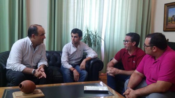 El villarrobledense Juan Manuel Munera se convierte en la primera figura del rejoneo de la provincia