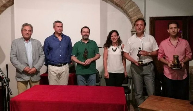 'El Ladrón de recuerdos', de Fernando Ugeda, ganador del XLIII Concurso Literario de Riópar