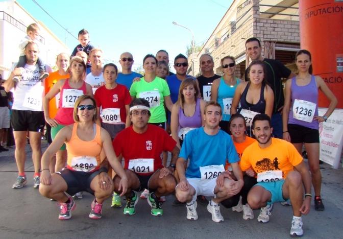Doble sesión de atletismo. El sábado II Carrera contra el cáncer y el domingo Circuito Provincial en Nerpio