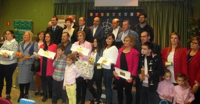 Expovicaman cierra su XXXVIII edición con más visitantes y con la entrega de premios en el concurso de queso manchego