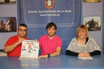 El próximo sábado se celebra la II Jornada de Patinaje de La Roda
