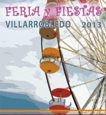Concurso del cartel anunciador de la Feria y Fiestas 2014 de Villarrobledo