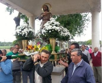 Los agricultores de La Roda también festejan este jueves el día de su patrón, San Isidro