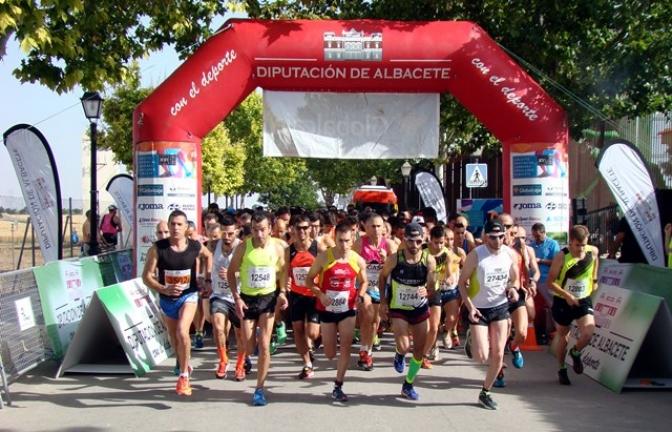 El circuito de Diputación llega a su ecuador en El Salobral el próximo domingo
