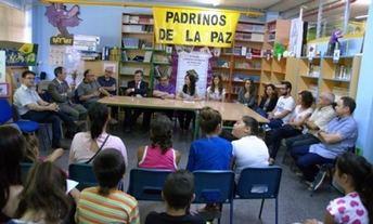 El Colegio La Paz agradeció las donaciones de recursos materiales y de personal que han realizado 24 entidades