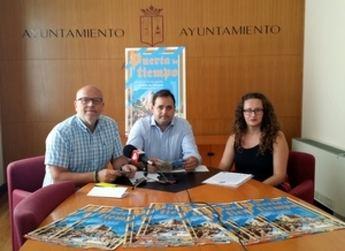 Fin de semana con éxito de la nueva edición de la Puerta del Tiempo, de Almansa