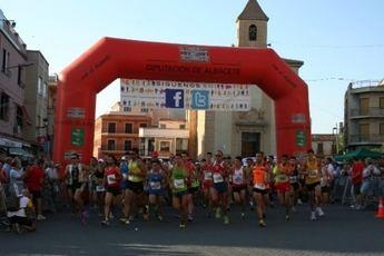 Unos 300 atletas van a tomar parte en la XIII Carrera Popular de Fuente Álamo