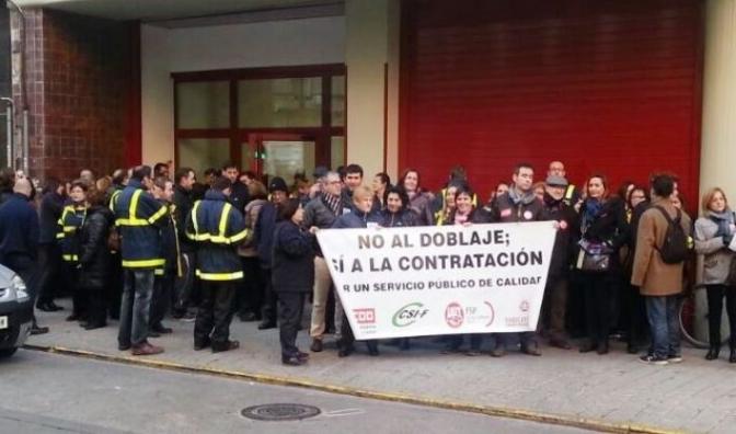 Convocadas movilizaciones en Correos contra el recorte de plantillas en la provincia de Albacete