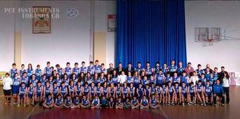 Presentados todos los equipos de la cantera de la Escuela de Baloncesto del Tobarra