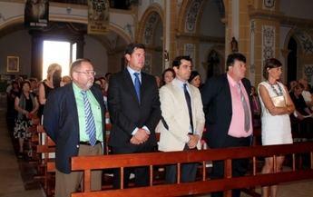 Peñas de San Pedro reúne a varios políticos alrededor de las fiestas patronales