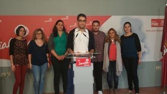 Juventudes Socialistas denuncia las 'nefastas condiciones' que sufre la comunidad educativa en el inicio del curso escolar