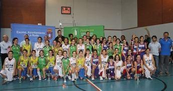 Pickent Claret (Valencia) campeón del I Torneo Nacional de Minibasket Femenino 'Rodanoble'