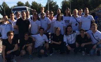 Albacete Máster, campeón por cuarto año consecutivo del Open Regional de Castilla-La Mancha de natación