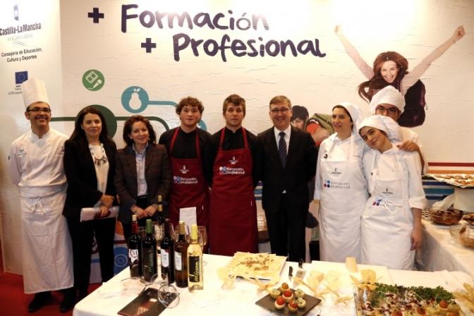 Algunos de los nuevos ciclos formativos de Formación Profesional estarán en Villarrobledo, Fuenteálamo, Albacete, Caudete y La Roda