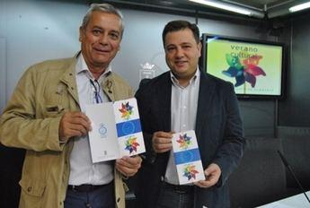 El concejal de Cultura y Feria presenta más de 40 actividades culturales para este verano en Albacete