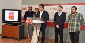 """Belinchón: """"De los resultados del 25 de mayo dependen el presente y el futuro de Albacete, de ahí la importancia de las Europeas"""""""