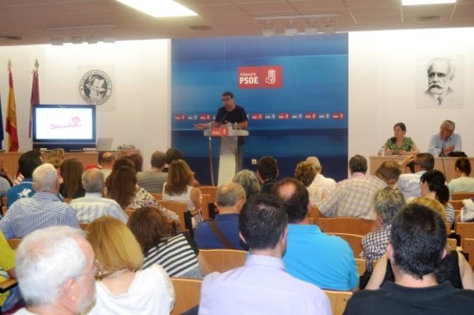 El PSOE de Albacete proclama los candidatos de las primarias a las alcaldías de la provincia