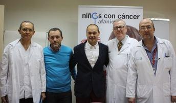 Oncólogos del Área de Albacete señalan que la supervivencia del cáncer infantil supera el 80 por ciento
