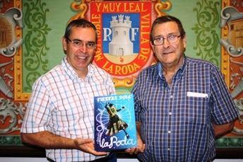 Ya está a la venta el Libro de Fiestas 2014 de la localidad de La Roda