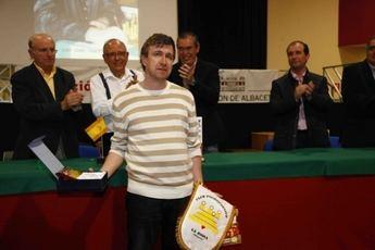 Vladimir Burmakin gana el 41ª Torneo Internacional de Ajedrez de La Roda