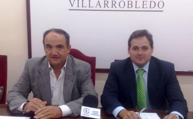 La Diputación de Albacete invierte más de 800.000 euros en Villarrobledo