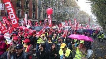 El conflicto laboral en Correos continúa abierto y los sindicatos retomarán la movilización después de navidad