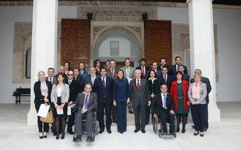 El Gobierno Regional apuesta por una Ley de Discapacidad ambiciosa