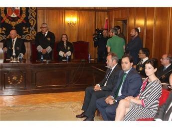 Toma de posesión de siete nuevos jueces para Albacete